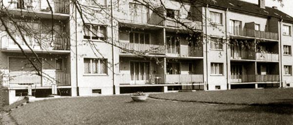 Bauen im Stil der Zeit – 73 Wohnungen an der Thomasstraße