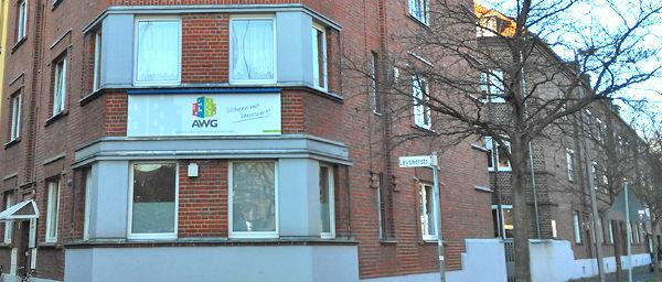 Heute ist die AWG die älteste und eine der größen Wohn-Genossenschaften in Krefeld.